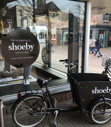 Pop-upwinkel Shoeby wordt permanente winkel op de Heuvel in Oss