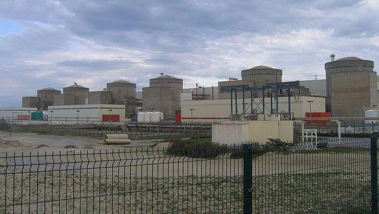 Kerncentrale van Grevelingen Beeld Quentin Douchet