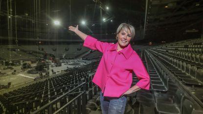 """Dana Winner mist het menselijke contact: """"Ik wil mensen zien en voelen, dat geeft energie"""""""