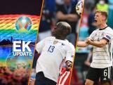 EK-update | Weer incident bij wedstrijd Duitsland & Kanté vestigt record
