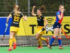 Vrouwen Den Bosch staan weer bovenaan en zijn compleet voor de play-offs