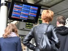 Perturbations sur la ligne Bruxelles-Louvain: une caténaire endommagée à hauteur de Landen