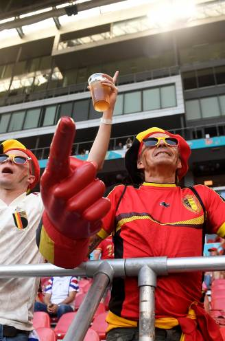 Meereizende voetbalfans, onder wie Belg, lopen corona op tijdens EK: breekt ons dat zuur op?
