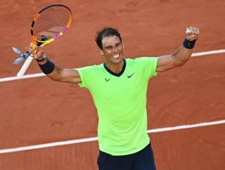 ROLAND GARROS. Nadal kent geen problemen met jonge Italiaan Sinner - Ook titelverdedigster Swiatek door