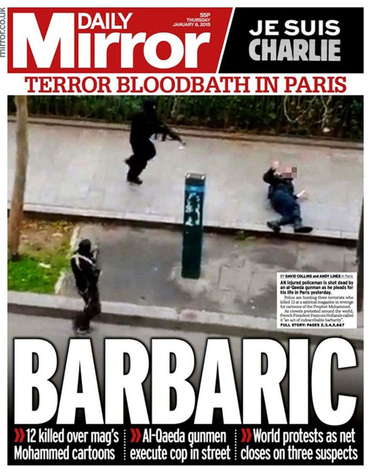 Beeld Daily Mirror
