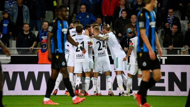 Petit coup d'arrêt pour Bruges face à OHL
