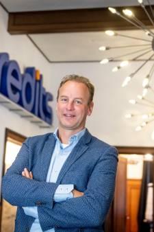 Kwart van de ondernemers kan volgens de diagnosetool Qredits Almelo maar beter stoppen: 'Dat kwam binnen'