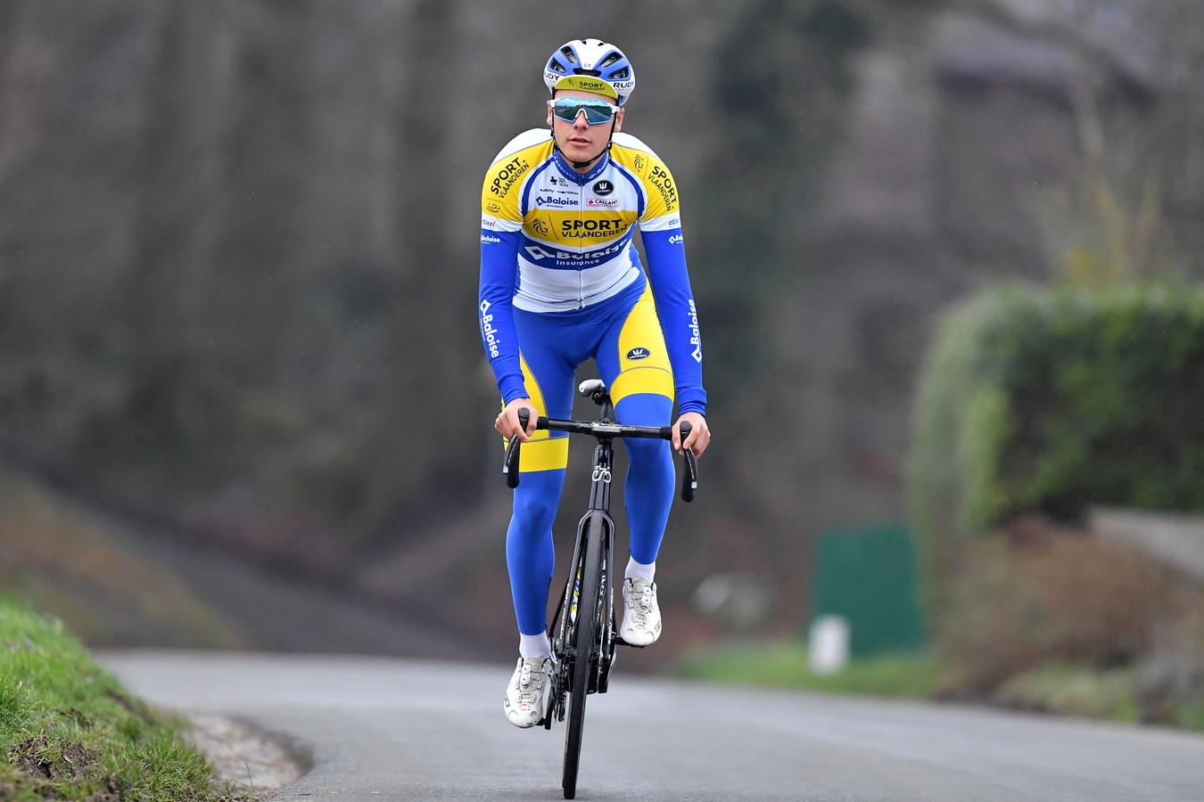 Arne Marit heeft vertrouwen opgedaan in Hongarije en de Ronde van Limburg.