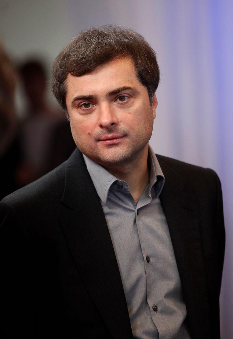 Vladislav Soerkov. Beeld AP