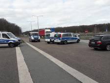 Politie voert extra controles uit bij Duitse grensovergangen na schietpartij Utrecht