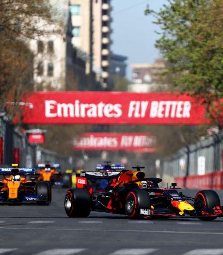 Formule 1 keert terug in Azerbeidzjan, maar zonder publiek