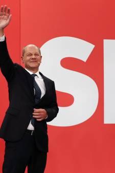 Les sociaux-démocrates du SPD devancent le parti de Merkel et remportent les élections en Allemagne