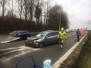 Er was afgelopen zondag nog een zoveelste ongeval in de 'put' in Bissegem