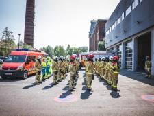 """Gentse brandweer staakt volgende maandag en roept op tot """"massale aanwezigheid"""""""