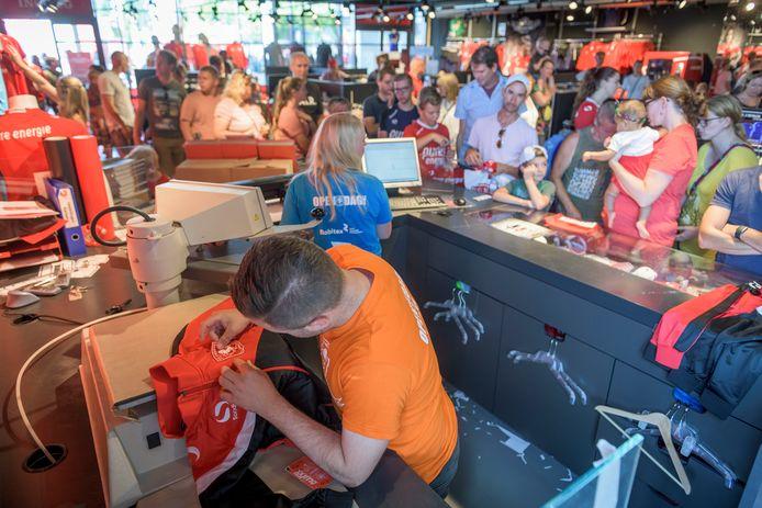 De open dag van FC Twente in 2018