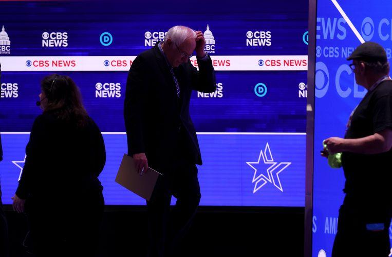 Bernie Sanders. Beeld AFP