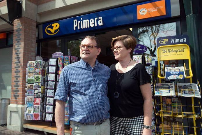 De Primera op het Wilhelminaplein van Alaert en Jolanda Scheenstra stopt na 20 jaar vanwege corona en ziekte.
