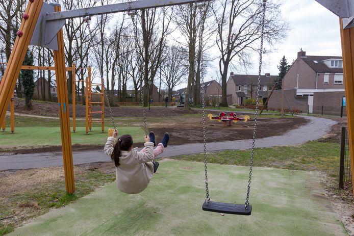 Speelplek Helenadal/Kerkakkerstraat wordt opgeknapt, net als meer speelplekken in Dommelen.