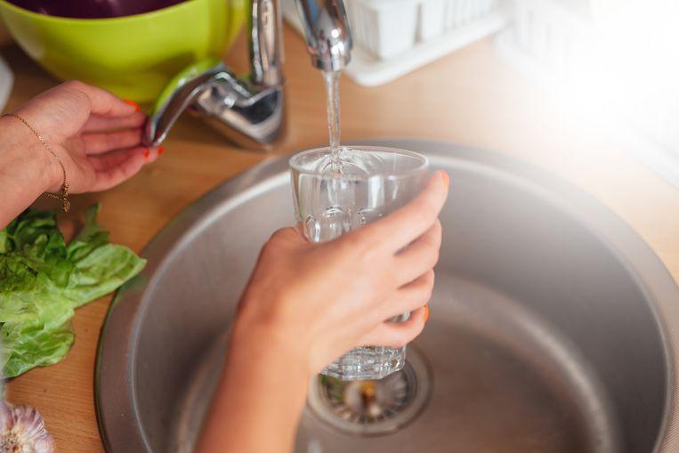 Kraanwater. Beeld Shutterstock