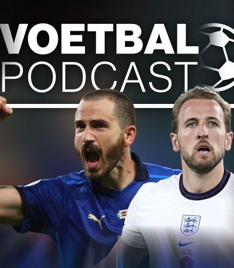 EK Podcast | 'Engeland is helemaal maf geworden van die finale'