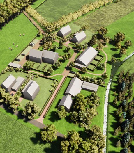 Omwonenden vrezen 'einde van het landschap' door nieuwbouw op locatie voormalig tuincentrum Heino