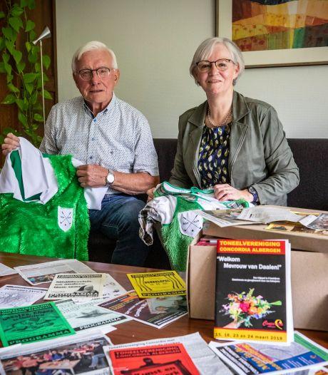 Leven zonder toneel ondenkbaar voor Albergse veteranen Concordia: 'Spelersduo kent elkaar door en door'