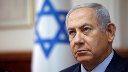 """Netanyahu waarschuwt voor harde reactie na gevechten aan grens Gazastrook: """"Dat zal pijnlijk zijn, zeer pijnlijk"""""""