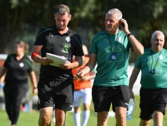 """Assistent-trainer Rudy De Donder (KFC Wambeek-Ternat): """"We mikken op de linkerkolom"""""""