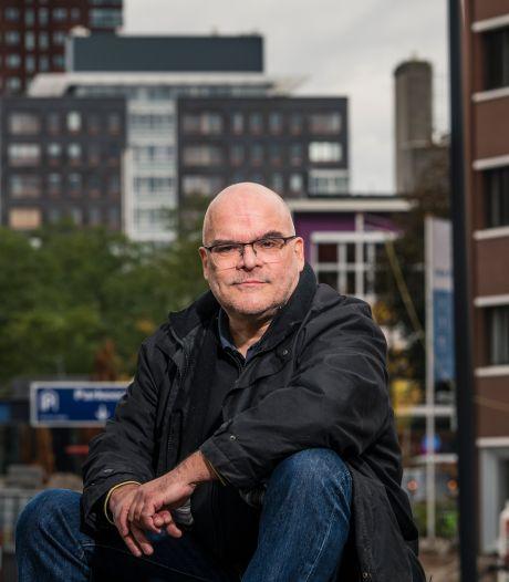 Rob Dieleman, kunstenaar en ondernemer: 'Twente moet grotere bek hebben'