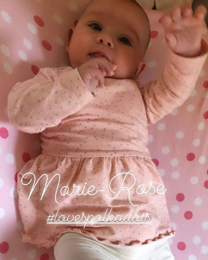 De zaak is vernoemd naar hun dochtertje Marie-Rose