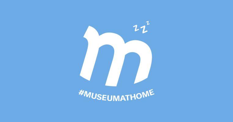 De vzw Brussels Museums roept op om hun schatten online te blijven delen met #MuseumAtHome. Beeld RV