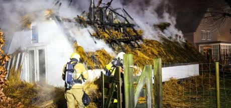 Stel dat 'nog geen twee jaar' in monumentale woning Apeldoorn woont, ziet huis tot de grond toe afbranden