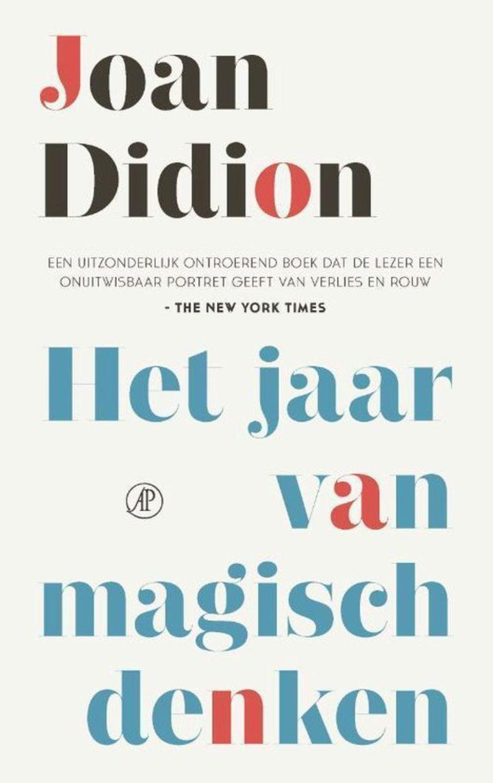 Joan Didion Beeld Arbeiderspers