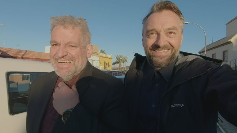 Tom Waes en Pascal Braeckman