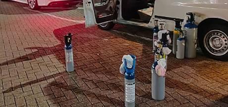 Meierijstad: 34 meldingen van gebruik lachgas in drie maanden tijd