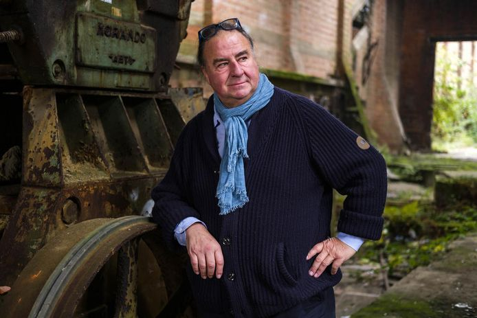 Acteur Eddy Vereycken.