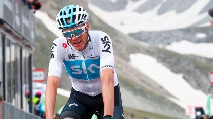 KOERS KORT. Team Sky-coach vreest veiligheid Froome tijdens Tour - UCI wil om de vier jaar 'Super-WK' organiseren