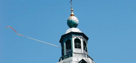 Duivels dilemma voor Walburgiskerk binnenkort misschien verleden tijd: niet meer kiezen tussen wel of geen vlag uithangen