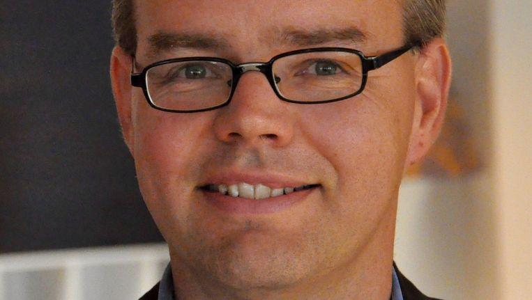 Job van Exel, micro-econoom en voorstander van het interdisciplinair onderzoeksprogramma. Beeld
