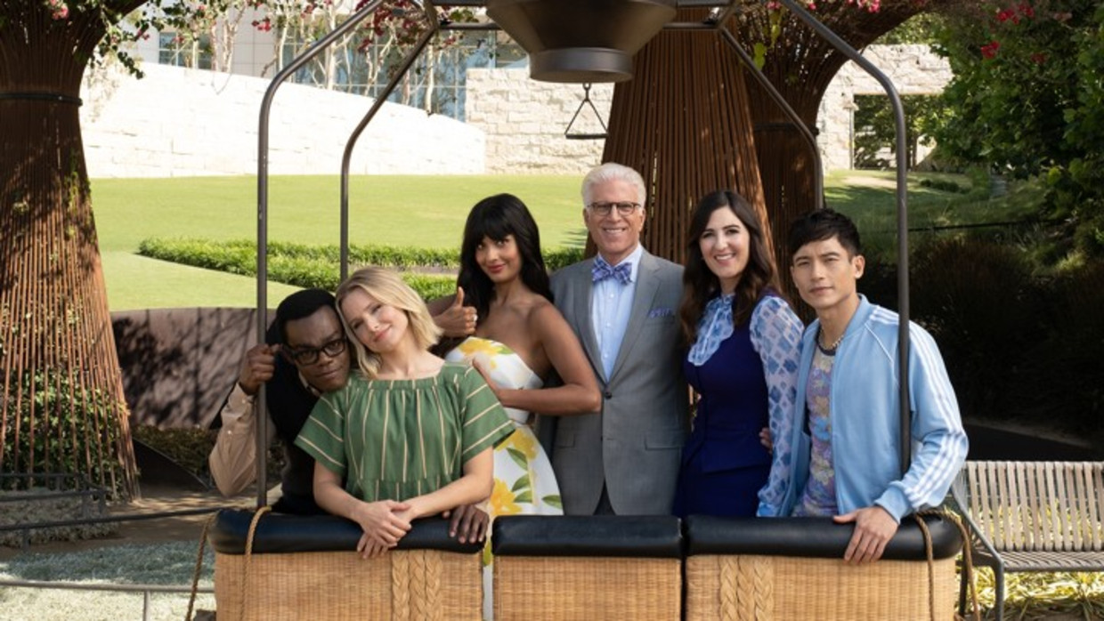 The Good Place Beeld Colleen Hayes/NBC
