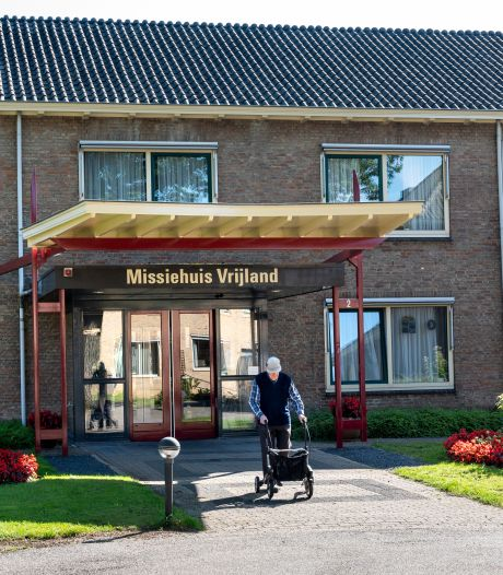 Missiehuis Vrijland in Oosterbeek wordt hypermodern woon-zorgcomplex met hospice