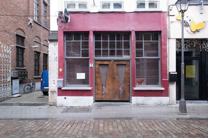 """Roadhouse 69 is gesloten omwille van """"problemen met het gebouw""""."""
