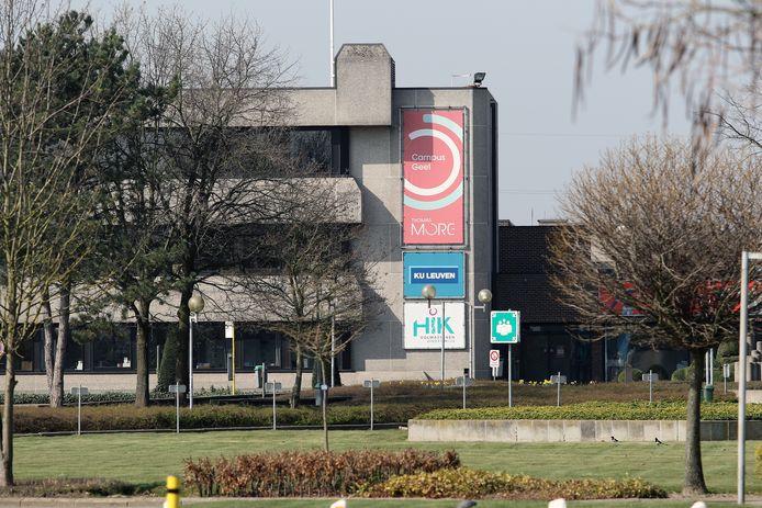De campus van Thomas More in Geel.