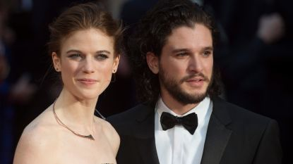 'Game of Thrones'-sterren Kit Harington en Rose Leslie trouwen op 23 juni