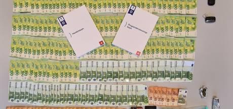 26.000 euro cash en luxewagen in beslag genomen bij huiszoeking dealer