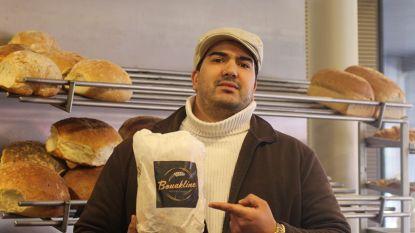 Bakkerij deelt gratis brood- en gebakpakketjes uit aan mensen die het moeilijk hebben tijdens coronacrisis