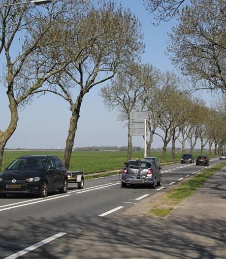 Trajectcontrole N333 tussen Blokzijl en Steenwijk start pas na de zomer