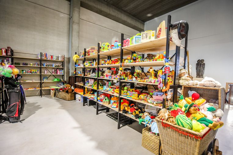 In de winkel zal het gezellig vertoeven zijn, dankzij meer natuurlijk daglicht en een koffiehoek.