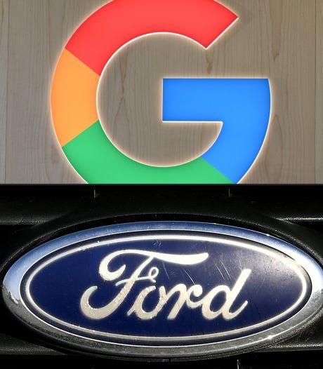 Het infotainment van elke nieuwe Ford gaat op Google Android draaien