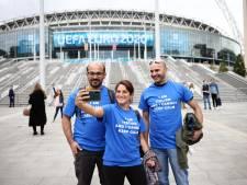 Environ 10.000 tifosi et plusieurs VIP à Wembley pour la finale - Eriksen présent?